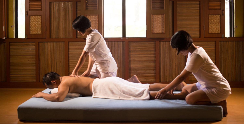Asian Massage In Las Vegas - Four Hands Massage